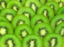 Kiwi use in the background Royalty Free Stock Photos