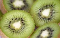 Kiwi V. Royalty Free Stock Photo