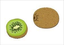 Kiwi, vers fruit Stock Afbeelding