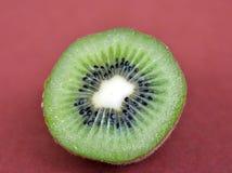 Kiwi. View of fresh sliced kiwifruit Stock Photography
