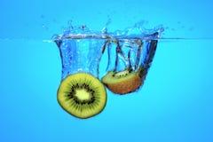 Kiwi in water Stock Photo