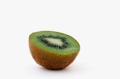 Kiwi with water drop Stock Photo