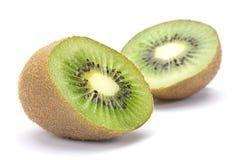 Kiwi on white Royalty Free Stock Photo