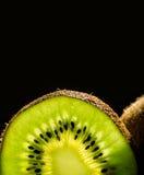 Kiwi. With the white background Stock Photos