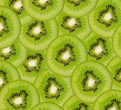 Kiwi on white background Royalty Free Stock Photography