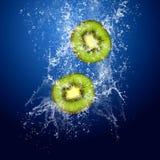 kiwi woda zdjęcie royalty free