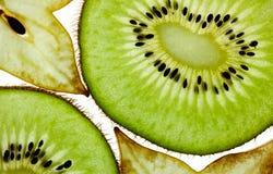 Kiwi y Starfruit fotos de archivo