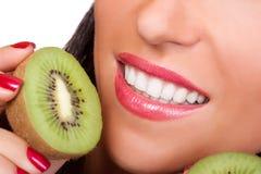 Kiwi Yummy Fotografie Stock