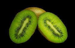 Kiwi zakończenie soczysta zieleń fotografia royalty free