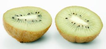Kiwi zwei getrennt Lizenzfreie Stockfotografie