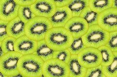 Kiwibakgrund Royaltyfri Bild
