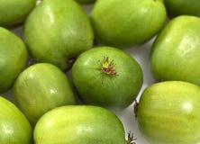 Kiwibeere oder Actinidia arguta Lizenzfreies Stockfoto