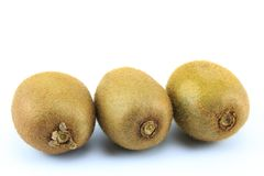 Kiwifrucht getrennt Stockfoto