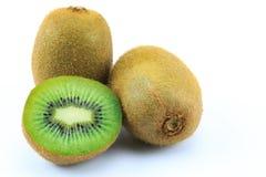 Kiwifrucht getrennt Lizenzfreie Stockfotos