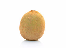 Kiwifrucht getrennt auf weißem Hintergrund Lizenzfreie Stockbilder