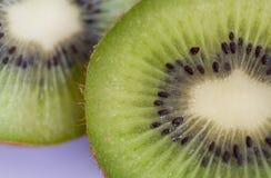 Kiwifruchtdetail Stockbild