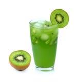 Kiwifruchtsaft Stockbilder