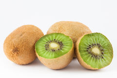 Kiwifruit Actinidia Chinensis Lizenzfreie Stockfotografie