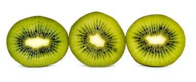 Kiwifruit or Chinese gooseberry Royalty Free Stock Photos