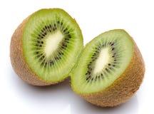 Kiwifruit cut in half Royalty Free Stock Image