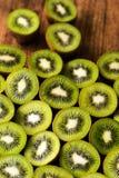 Kiwifruit oder Kiwi stockbild