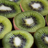 Kiwifruit (often shortened to kiwi) Royalty Free Stock Photos