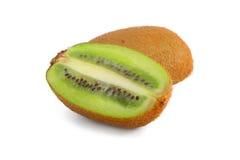 kiwifruit sekcja Obrazy Royalty Free