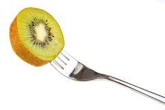 Kiwifruit slice Royalty Free Stock Photo