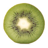 A Kiwifruit Slice Royalty Free Stock Photos