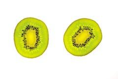 Kiwifruit slices Royalty Free Stock Photo