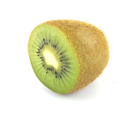 Kiwifruit white background. Kiwi fruit white background health Stock Photos