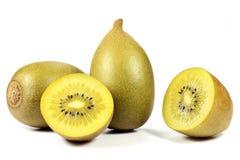 Kiwifruits dourados Fotos de Stock