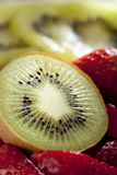 kiwijordgubbar Royaltyfri Bild
