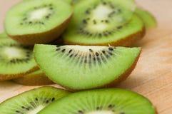 Kiwis  closeup Stock Photo