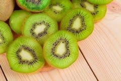 Kiwis délicieux Photographie stock libre de droits