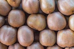 Kiwis de texture de fond Image stock