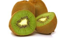 Kiwis frais Photos stock