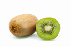 Kiwis isolated Royalty Free Stock Photo