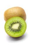 Kiwis juteux Image libre de droits