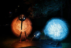 The Kiwis Vivid Sydney Stock Photos