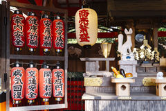 Kiyomizu-dera寺庙在京都,日本 库存照片