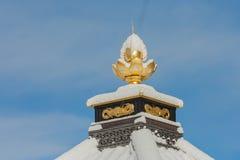 Kiyomizu-dera Świątynia Obrazy Stock