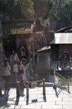 kiyomizu dera κανένα taki otowa Στοκ Εικόνες