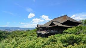 Kiyomizu-Dera fotos de archivo libres de regalías