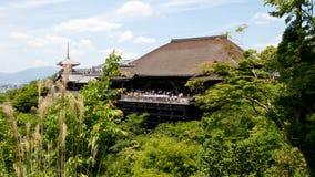 kiyomizu dera стоковое изображение rf