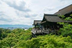 Kiyomizu-Dera Royalty-vrije Stock Fotografie