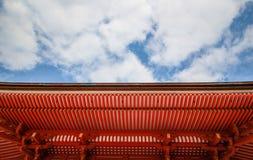 Kiyomizu Dera Fotografia Stock