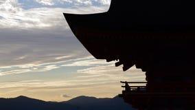 Kiyomizu-dera Arkivbilder
