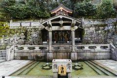 Kiyomizu-dera Obraz Stock