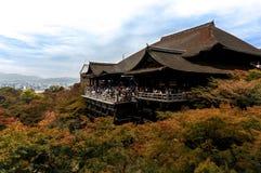 Kiyomizu Dera Fotos de archivo